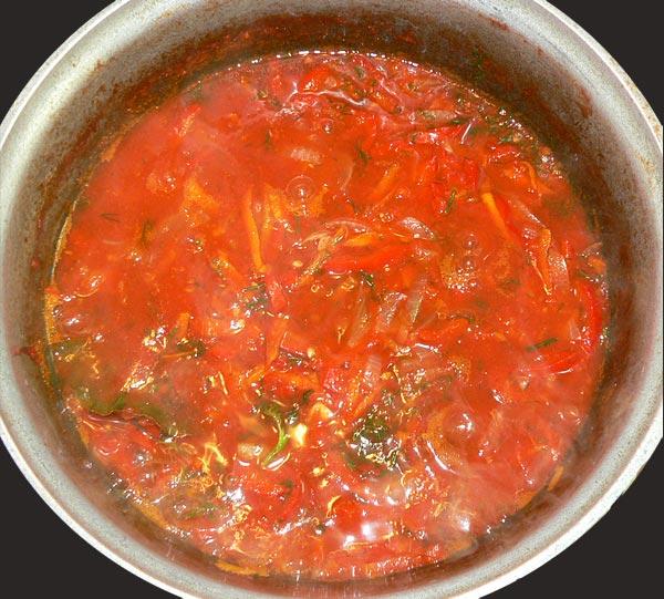 Соус для запекания макарон в духовке
