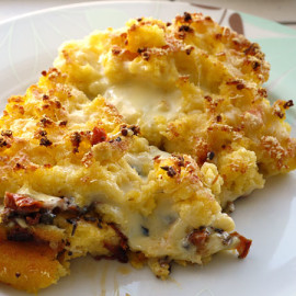 Запеканка в духовке с сыром