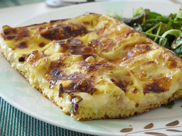 Блюда в духовке из сыра