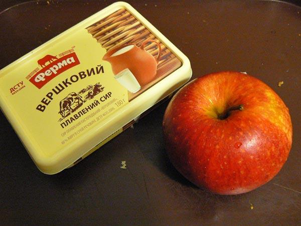 Плавленный сыр для горячих бутербродов