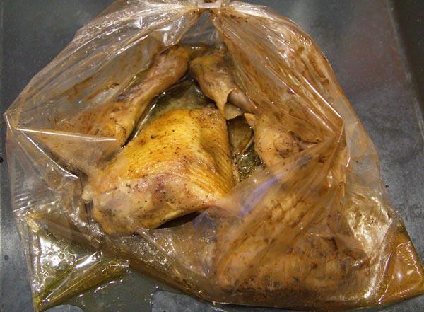 Запекаем в духовке куриные ножки