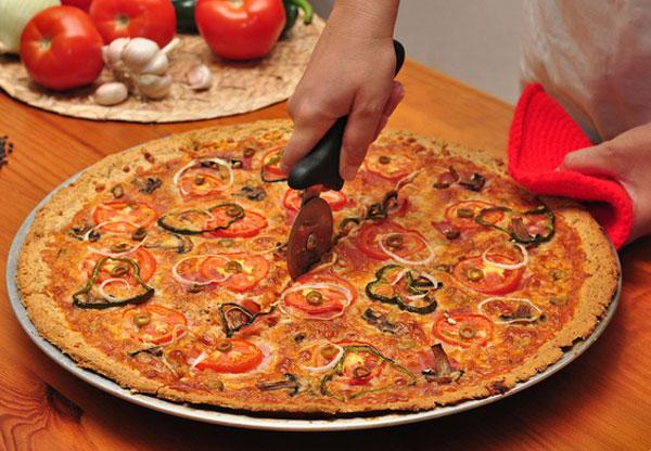 Как сделать тесто на пиццу
