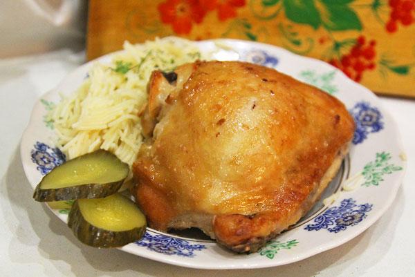 индейка в духовке самый простой рецепт