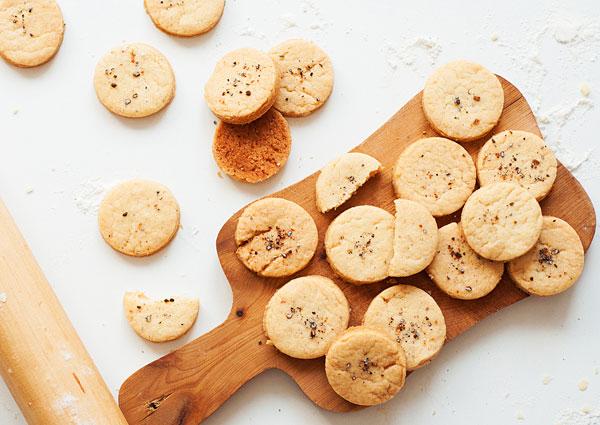 Печенье из песочного теста