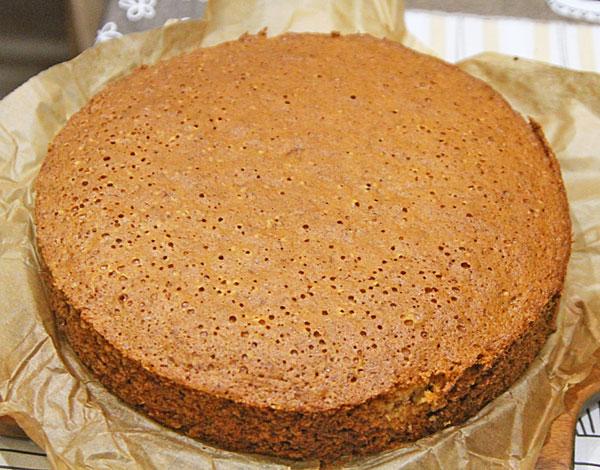Бисквит для кейк попсов рецепт с фото