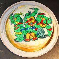 Торт бисквитный рецепт