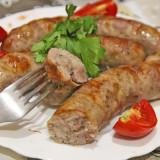 Колбаски гриль в духовке
