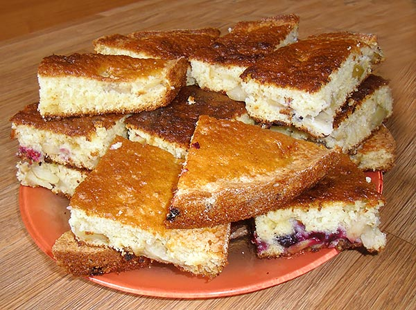Пирог с колбасой в духовке рецепты с 189